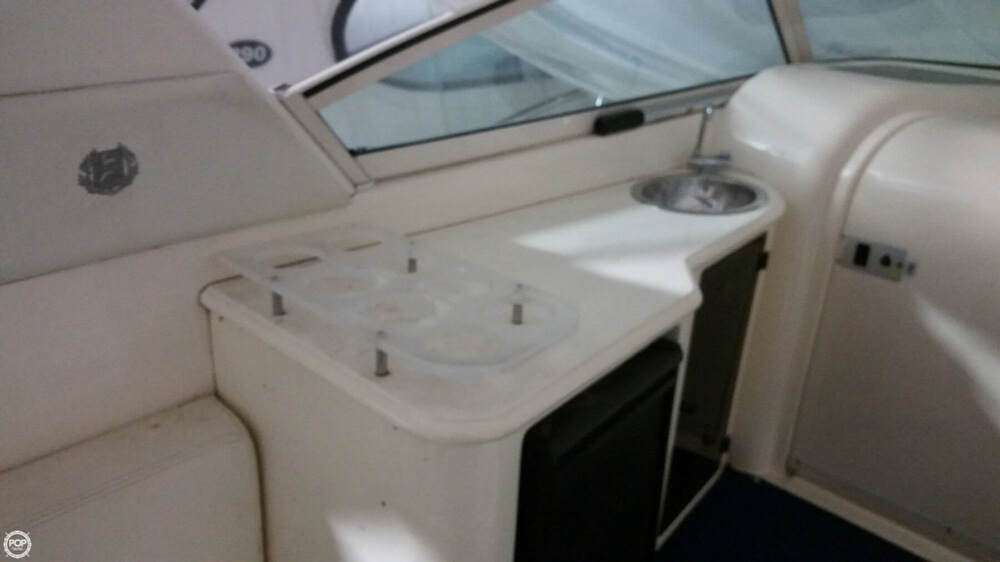 1997 Donzi boat for sale, model of the boat is 3250LXC & Image # 33 of 40