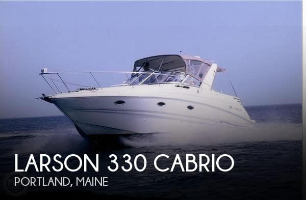 Used Larson Boats For Sale by owner | 2002 Larson 32