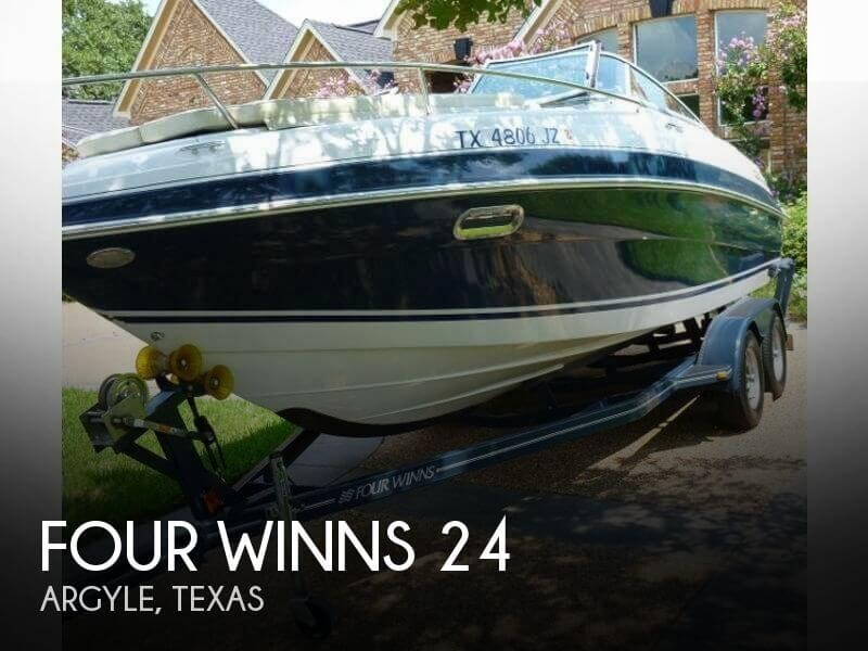Used Four Winns 24 Boats For Sale by owner | 2004 Four Winns 24
