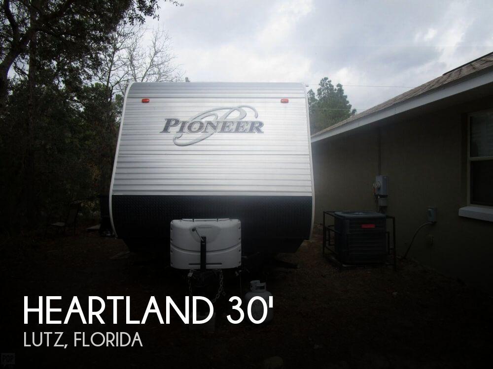 2013 Heartland Heartland Pioneer QB30