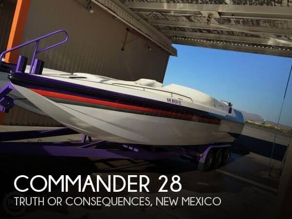 Used Commander Boats For Sale by owner | 2002 Commander 28