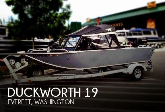 Used Boats For Sale by owner | 1994 Duckworth 19