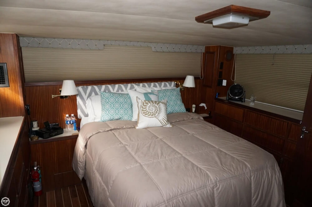 hatteras 43 double cabin 4