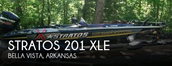 Used Stratos Boats For Sale by owner | 2014 Stratos 21