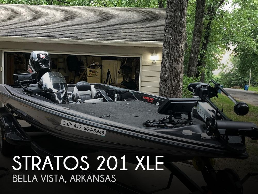 2014 STRATOS 201 XLE for sale
