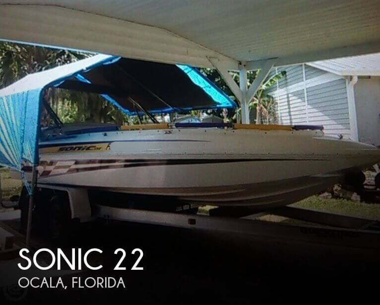 Used Sonic Boats For Sale by owner | 2002 Sonic 22