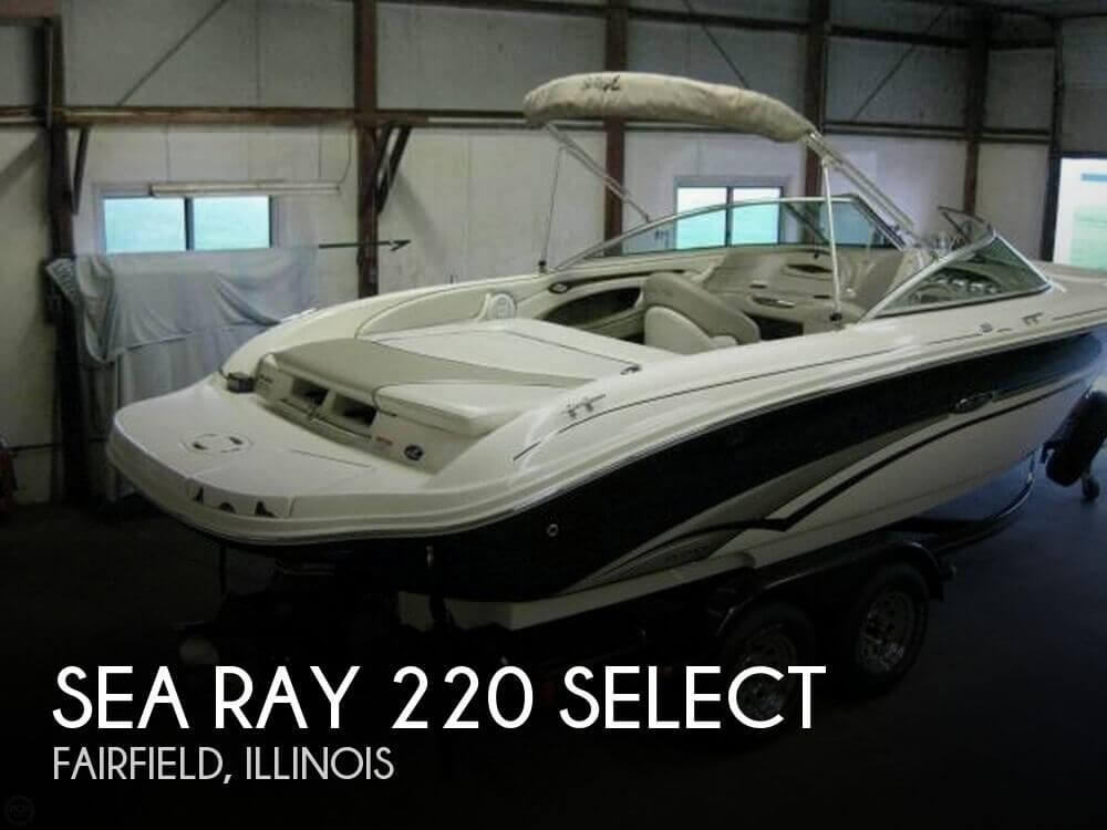 Used Boats For Sale in Evansville, Indiana by owner | 2003 Sea Ray 22