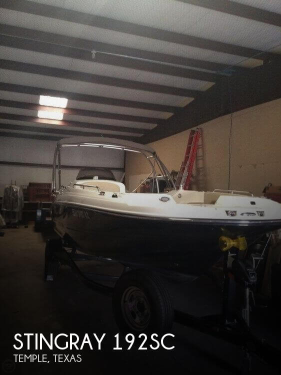 Used Boats For Sale in Waco, Texas by owner | 2015 Stingray 21