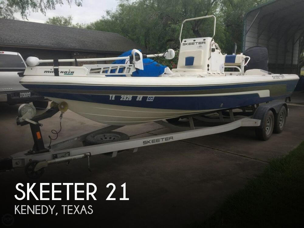 Used Boats For Sale in San Antonio, Texas by owner | 2012 Skeeter 21
