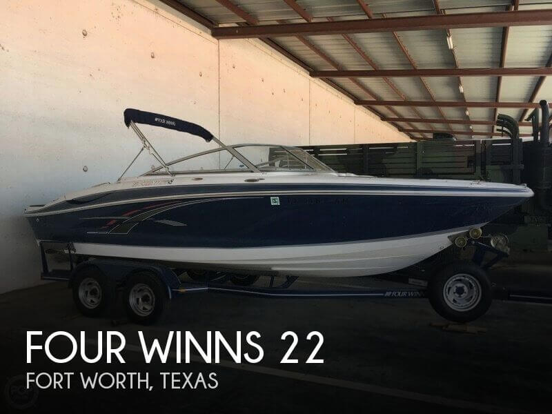 Used Four Winns Boats For Sale in Texas by owner | 2007 Four Winns 22