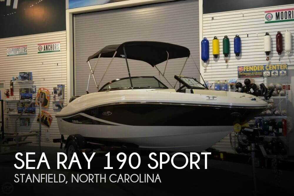 Used Sea Ray Boats For Sale in North Carolina by owner   2012 Sea Ray 19