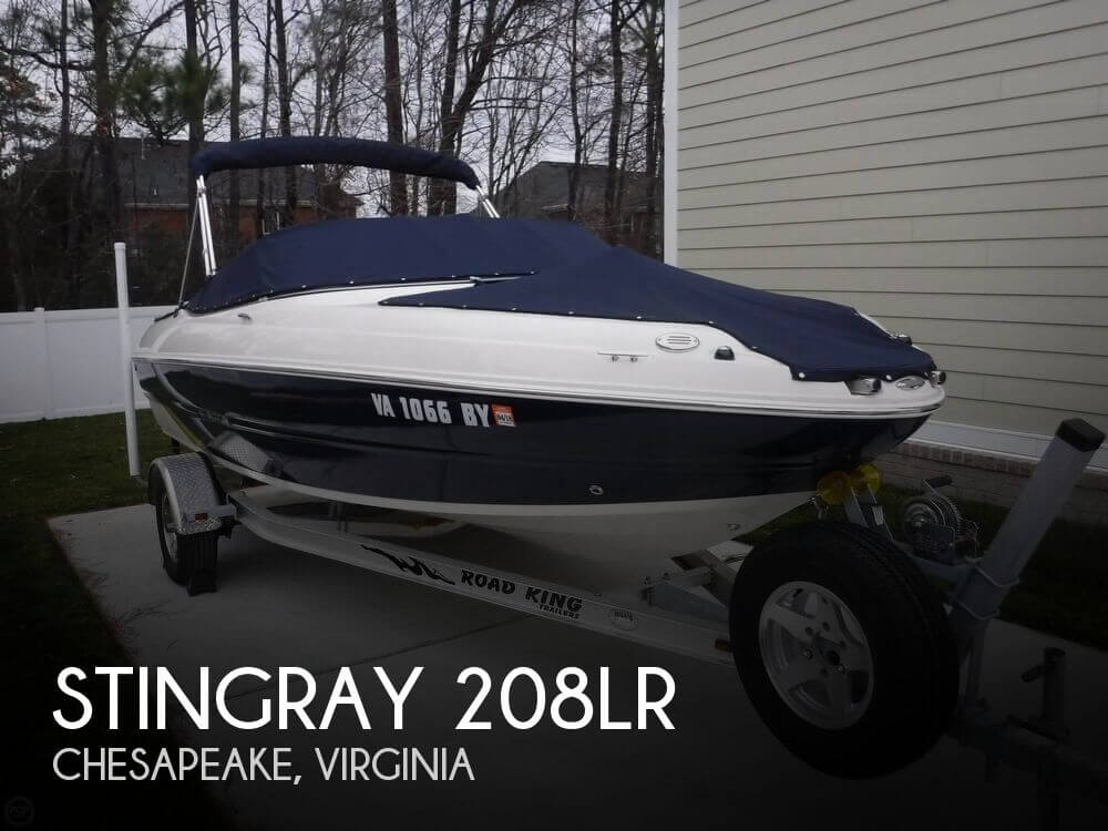 2015 STINGRAY 208LR for sale