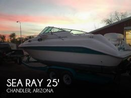 1995 Sea Ray Sundancer 250 DA