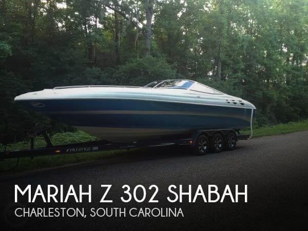 Used Mariah Boats For Sale by owner | 2001 Mariah 30