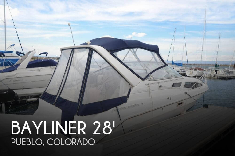 Bayliner 2855 Ciera Sunbridge Express Cruisers For Sale