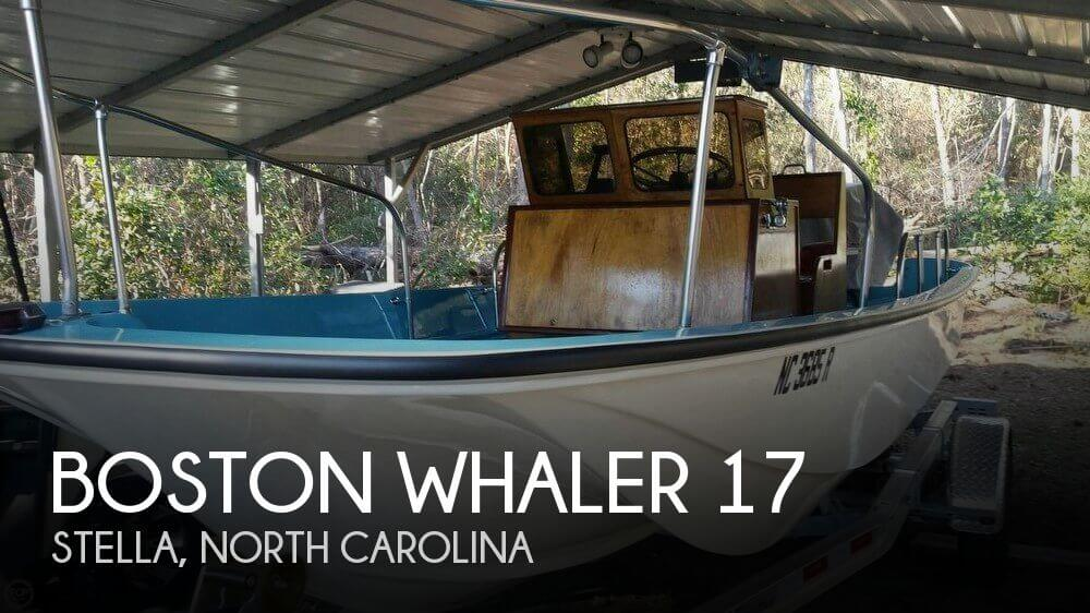 Used Boston Whaler 17 Boats For Sale by owner | 1970 Boston Whaler 17