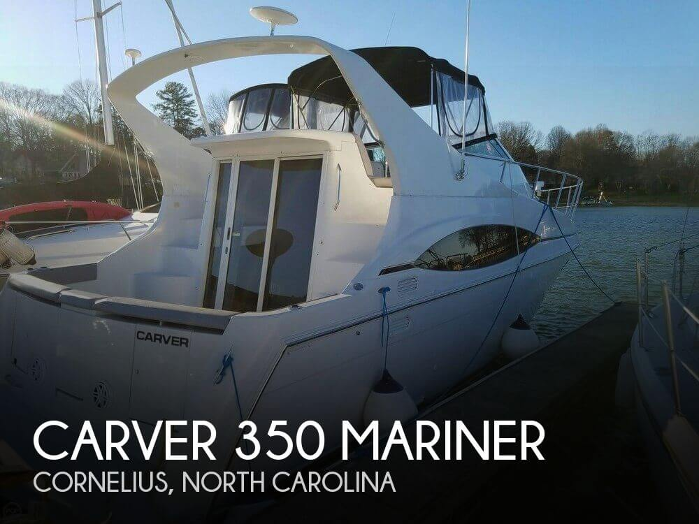 Used Carver Boats For Sale by owner | 2000 Carver 36