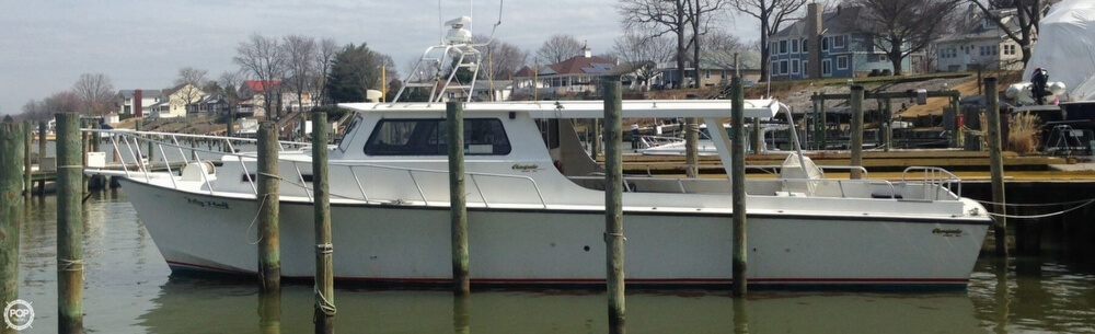 2001 Chesapeake boat for sale, model of the boat is 48 & Image # 2 of 40