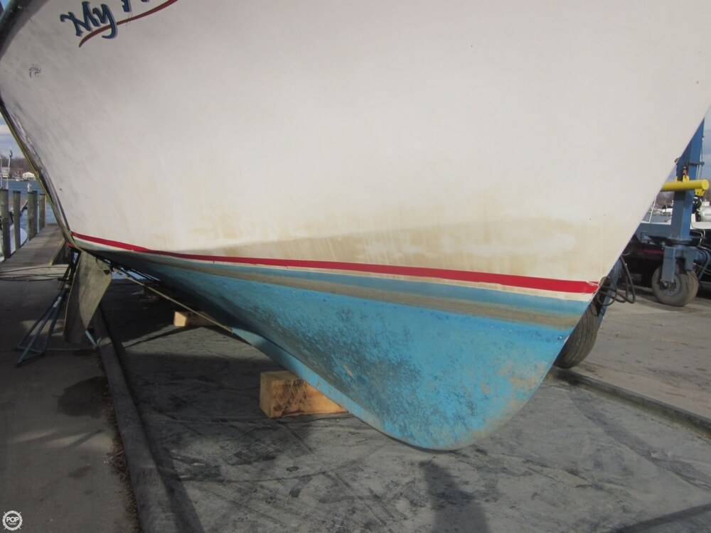 2001 Chesapeake boat for sale, model of the boat is 48 & Image # 11 of 40