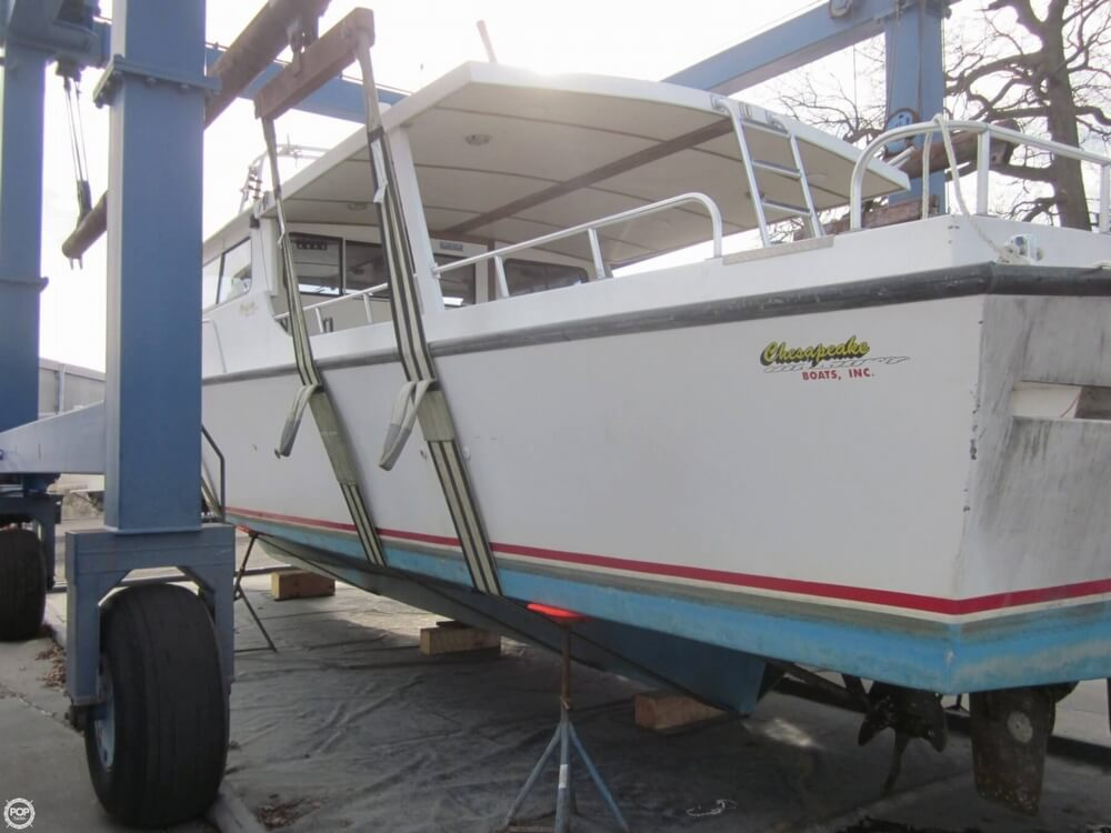 2001 Chesapeake boat for sale, model of the boat is 48 & Image # 15 of 40