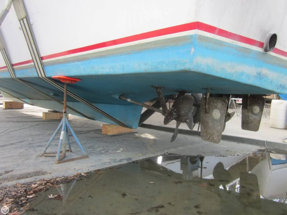 2001 Chesapeake boat for sale, model of the boat is 48 & Image # 16 of 40