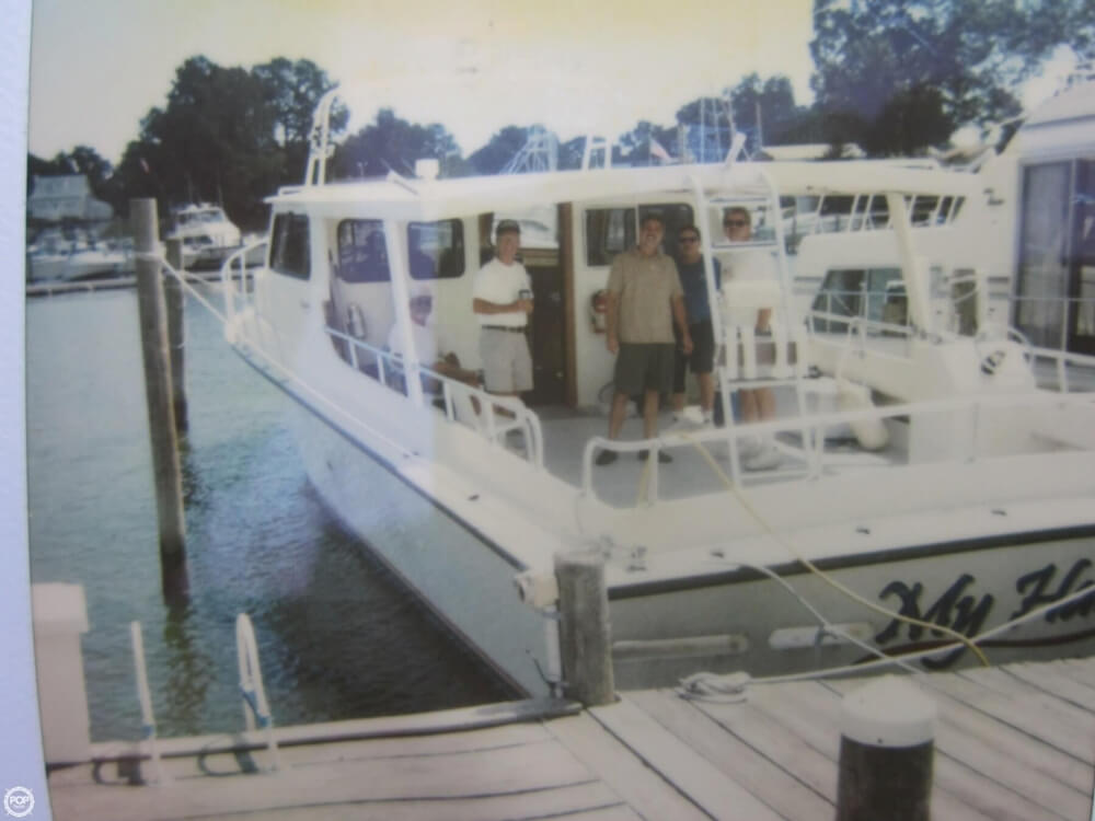 2001 Chesapeake boat for sale, model of the boat is 48 & Image # 23 of 40
