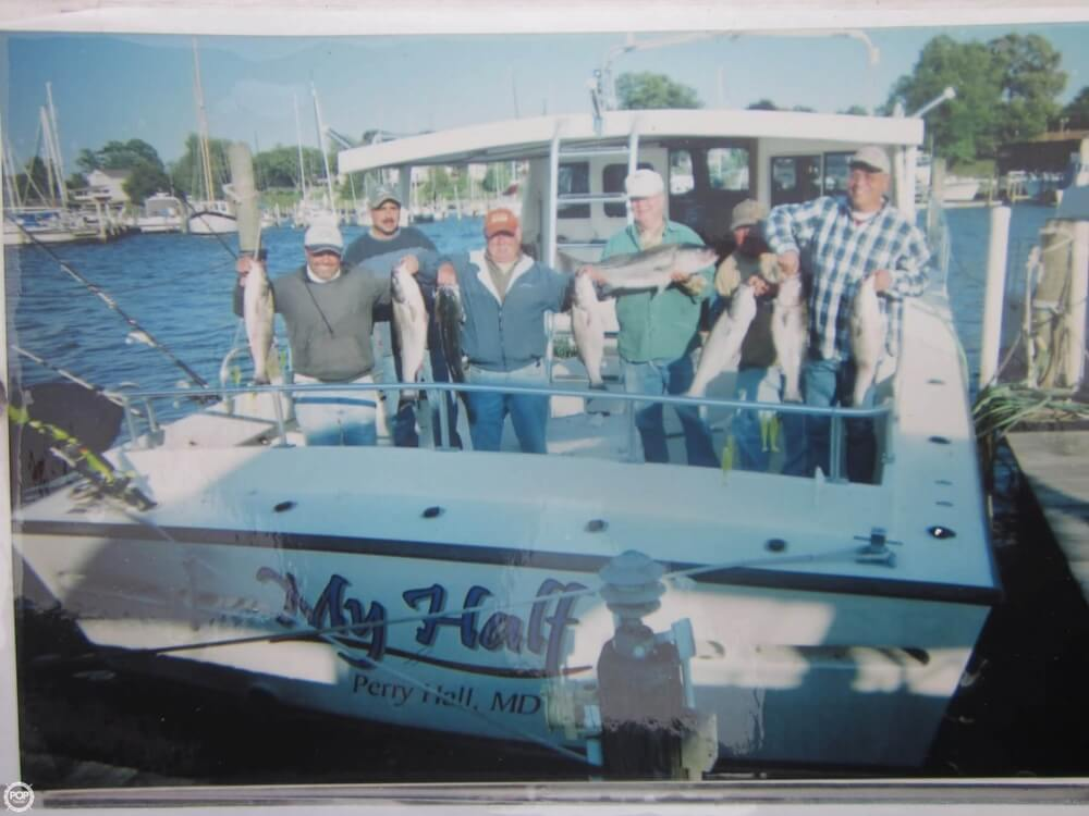 2001 Chesapeake boat for sale, model of the boat is 48 & Image # 24 of 40