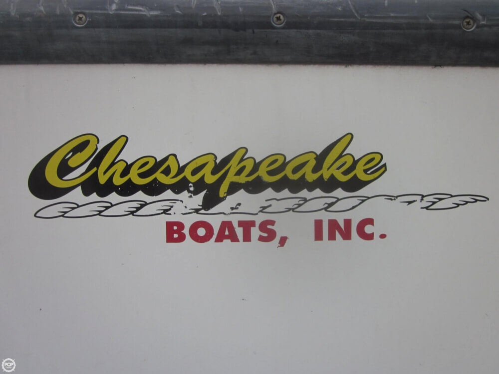 2001 Chesapeake boat for sale, model of the boat is 48 & Image # 25 of 40