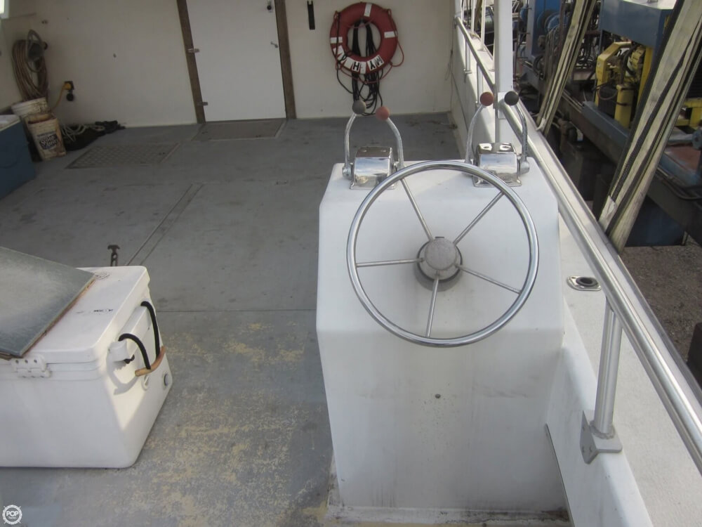 2001 Chesapeake boat for sale, model of the boat is 48 & Image # 29 of 40