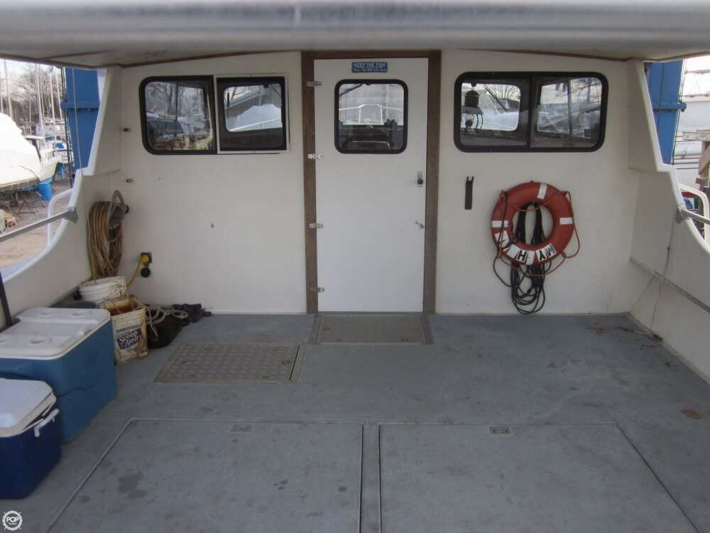 2001 Chesapeake boat for sale, model of the boat is 48 & Image # 31 of 40