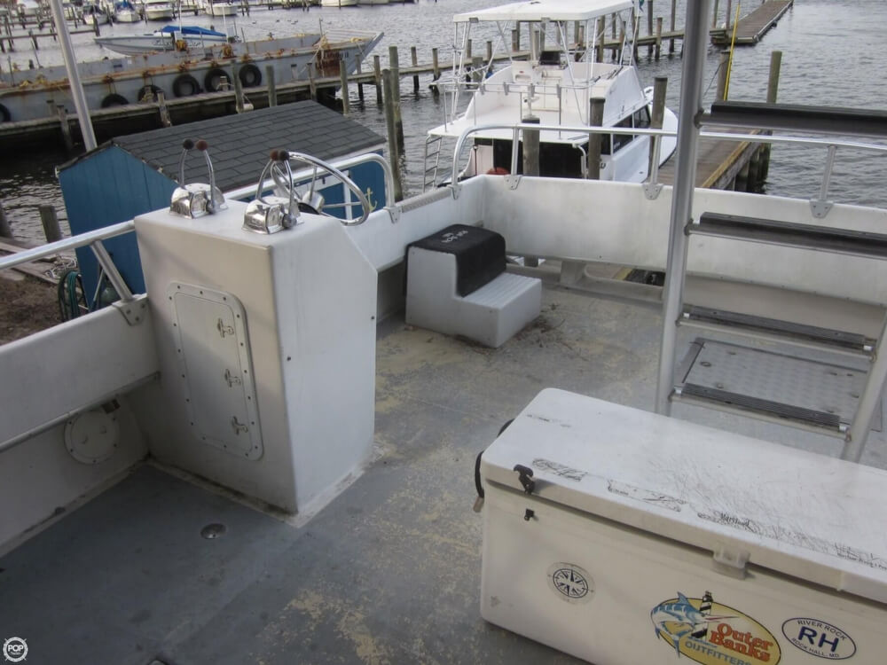 2001 Chesapeake boat for sale, model of the boat is 48 & Image # 33 of 40