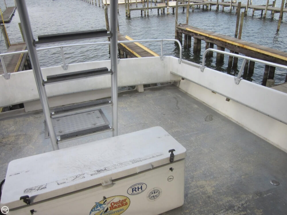 2001 Chesapeake boat for sale, model of the boat is 48 & Image # 34 of 40