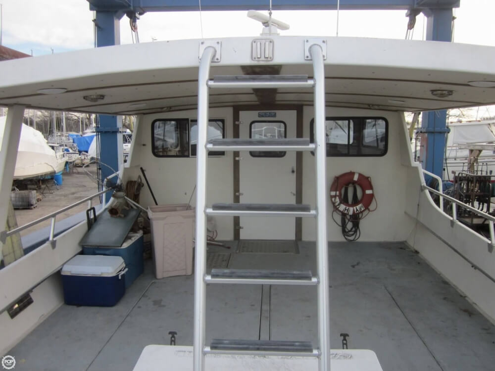 2001 Chesapeake boat for sale, model of the boat is 48 & Image # 37 of 40