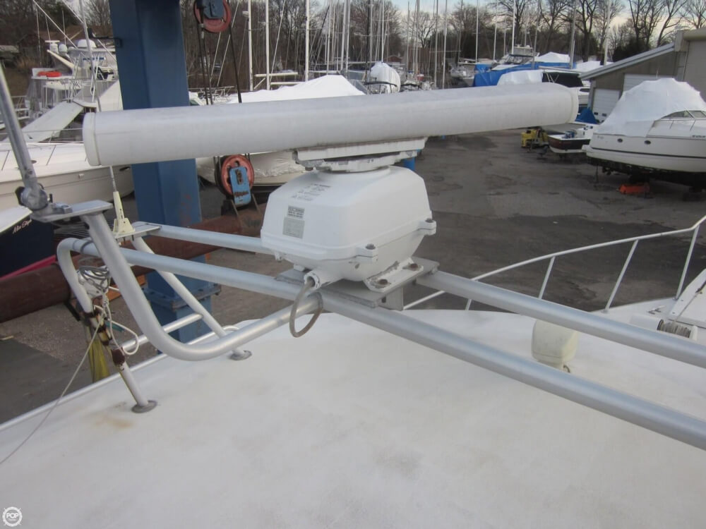 2001 Chesapeake boat for sale, model of the boat is 48 & Image # 39 of 40