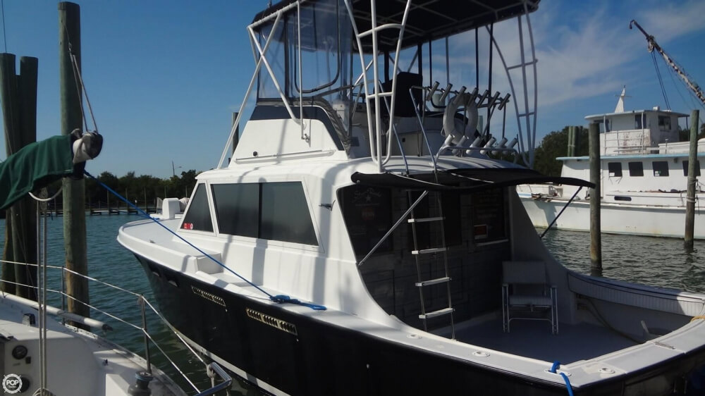 3556886L?2 sold hatteras 41 convertible in placida, fl pop yachts Hatteras Sportfish 45C at virtualis.co