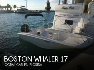 Used Boston Whaler Boats For Sale in Florida by owner | 2012 Boston Whaler 17