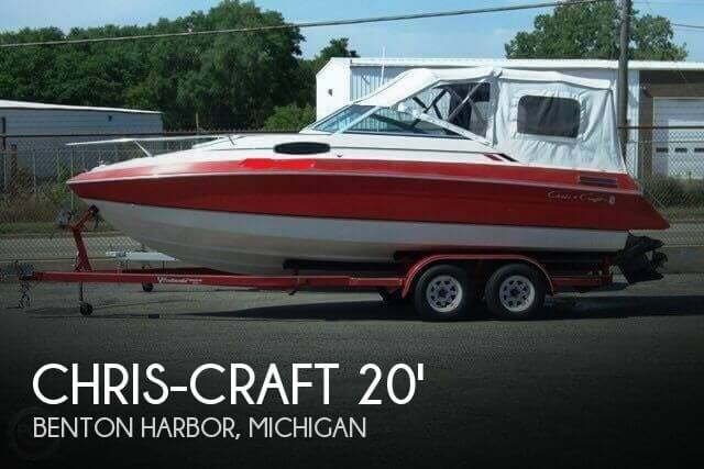 Used Chris-Craft Boats For Sale in Michigan by owner | 1989 Chris-Craft 20