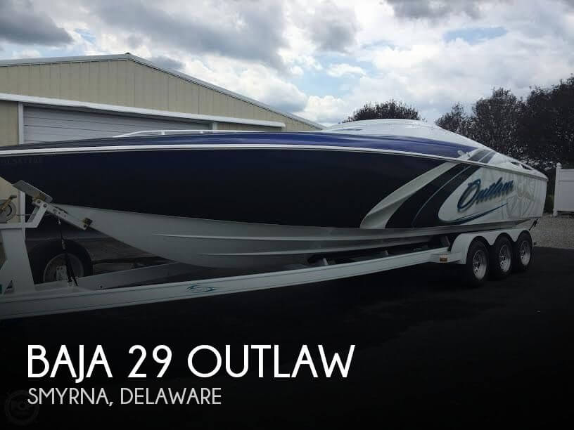 Used Boats For Sale in Delaware by owner | 1998 Baja 29