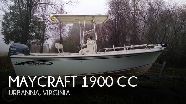 Used Maycraft Boats For Sale by owner | 2010 Maycraft 19