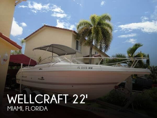 Used Wellcraft 22 Boats For Sale by owner | 2004 Wellcraft 22