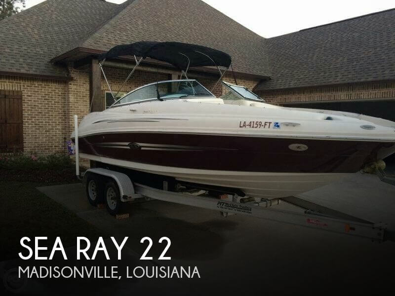 Used Sea Ray 22 Boats For Sale by owner | 2008 Sea Ray 22