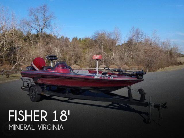 1998 FISHER FX 18 TOURNAMENT for sale