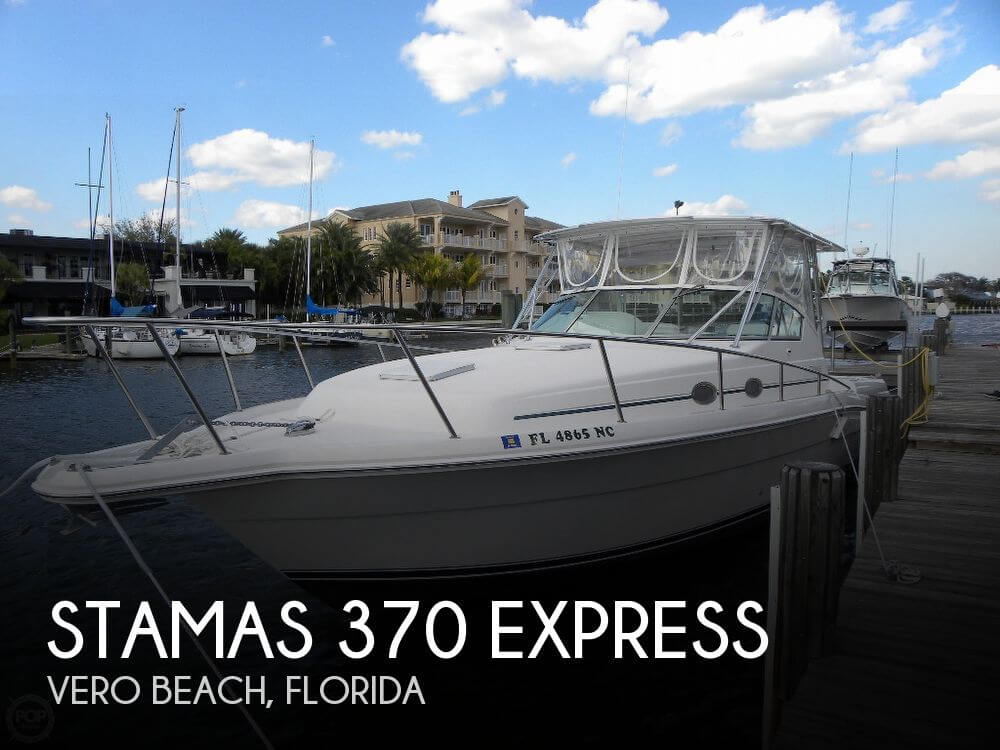 2001 STAMAS 370 EXPRESS for sale