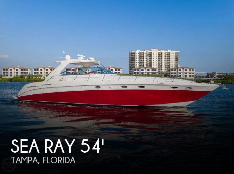Used Sea Ray Boats For Sale in Florida by owner | 1999 Sea Ray 54