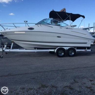Sea Ray 240 Sundancer, 24', for sale