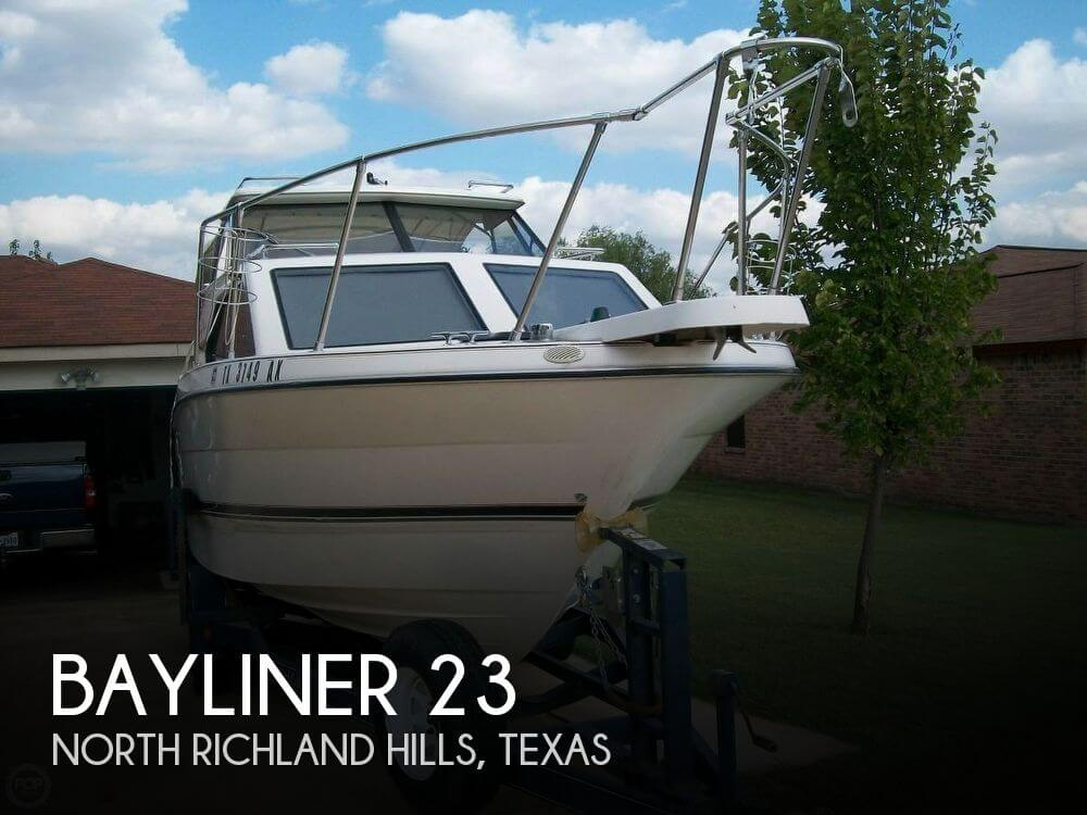 Used Bayliner Boats For Sale in Texas by owner | 1997 Bayliner 23