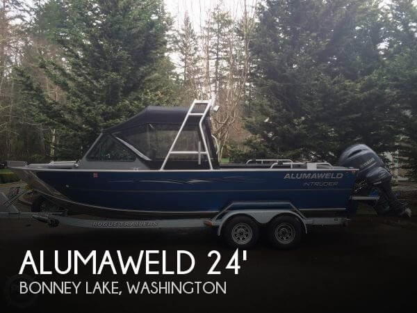 Used Alumacraft Boats For Sale by owner | 2015 Alumaweld 24