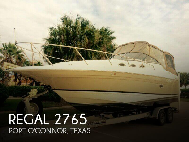 Used Boats For Sale in Killeen, Texas by owner | 2005 Regal 30
