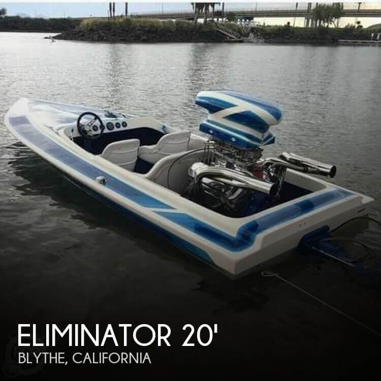 1981 ELIMINATOR SPRINT 19 for sale