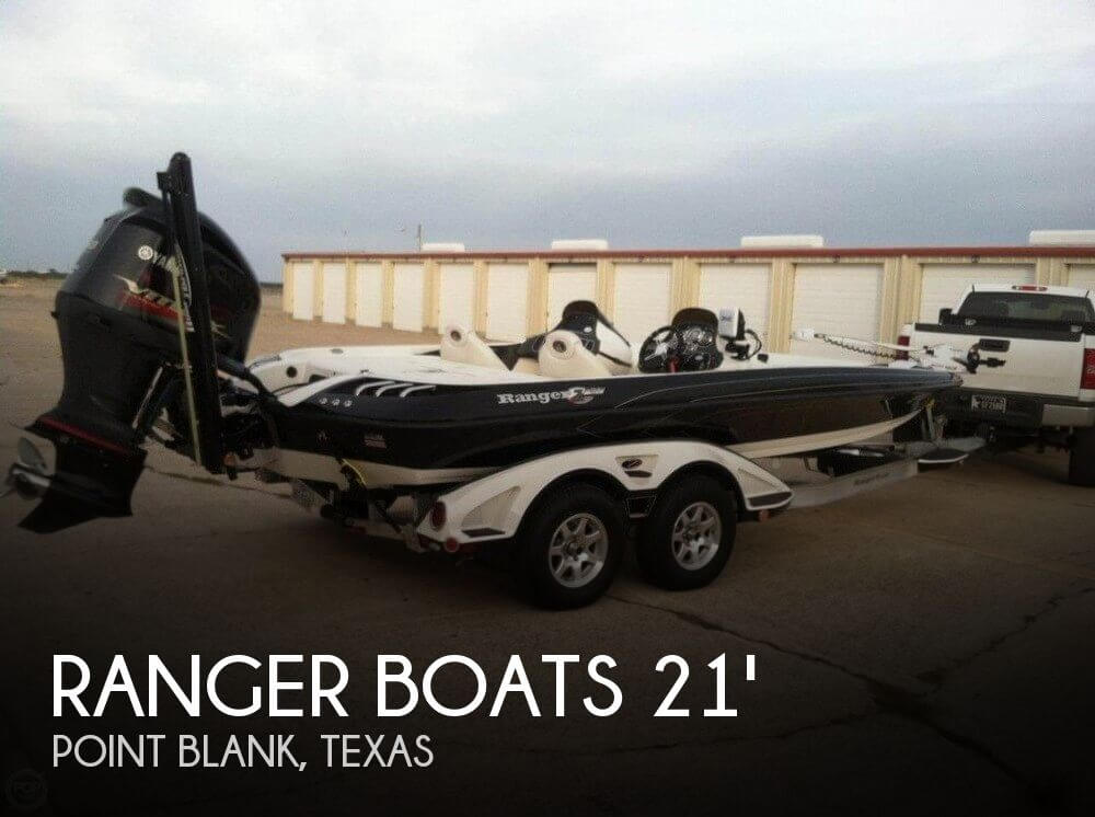 Used Boats For Sale in Corpus Christi, Texas by owner | 2013 Ranger Boats 21